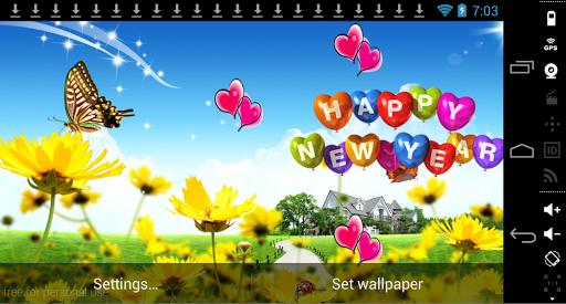 Butterfly LiveWallpaper