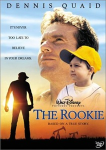 The Rookie - DVDcover