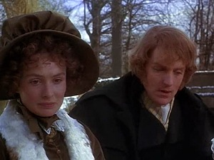 A Christmas Carol (1984) - Scrooge and Belle