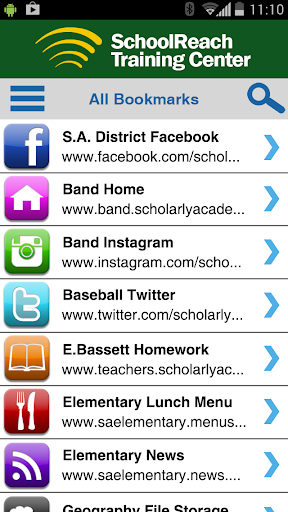 SchoolReach Training Center|玩通訊App免費|玩APPs