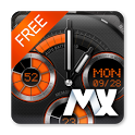 Sports watch_free MXHome theme icon
