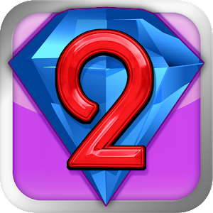 Bejeweled® 2 and Real Racing 3 are from the same developer