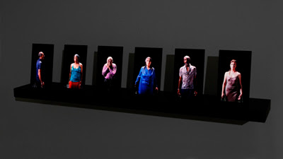 bill viola, small saints