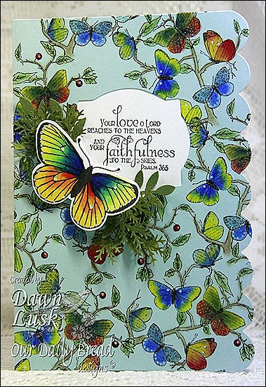 ScallopButterfly Faith