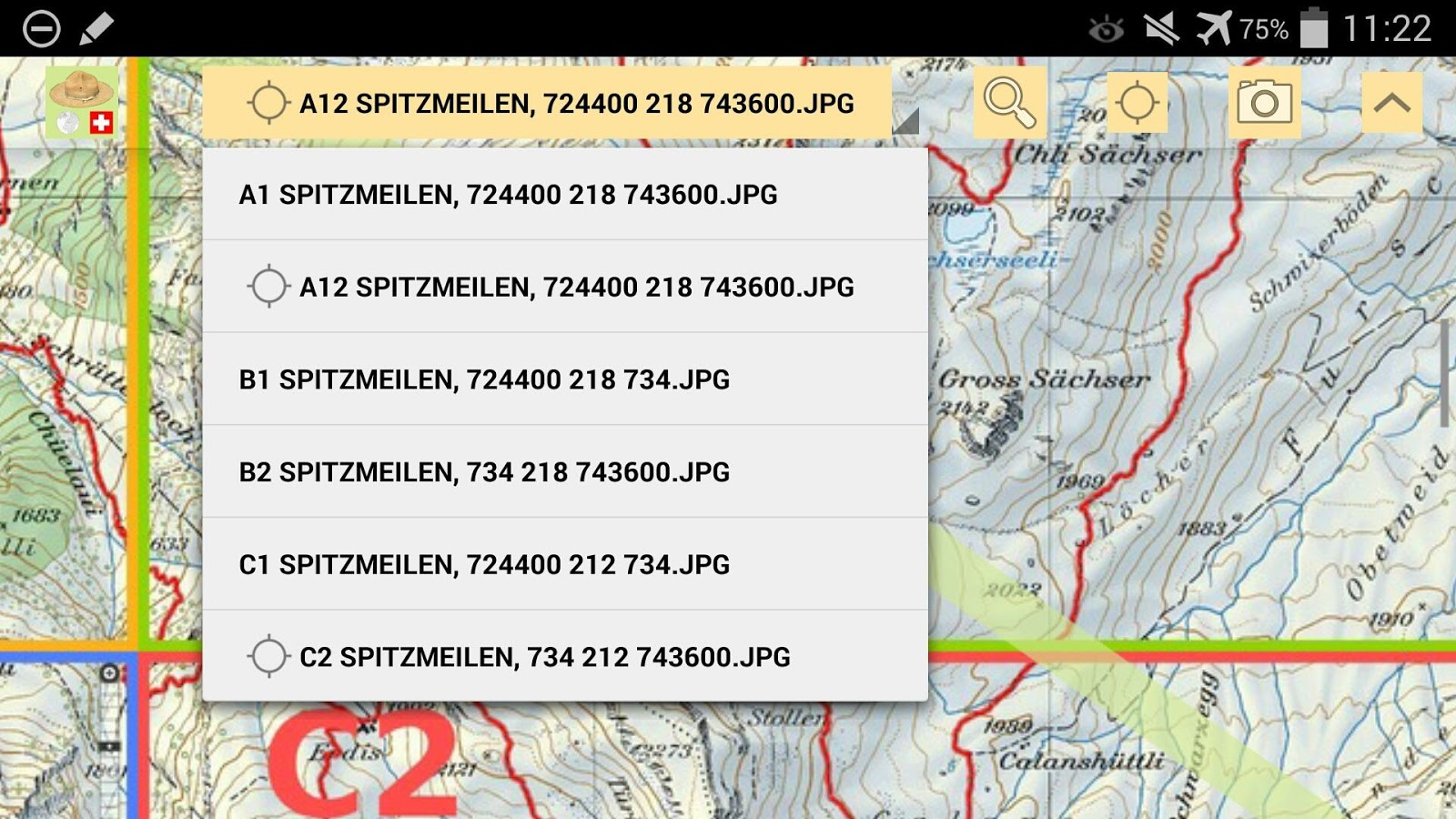 TrailViewer - screenshot