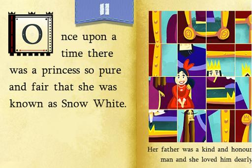白雪公主 - 益智遊戲