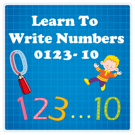 Learn To Write Numbers 123