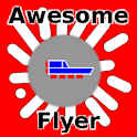 Awesome Flyer icon