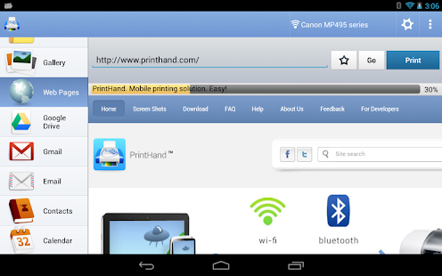 PrintHand Mobile Print- screenshot thumbnail
