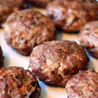 Easy Broiled Tabil Seasoned Mini Beef Patties