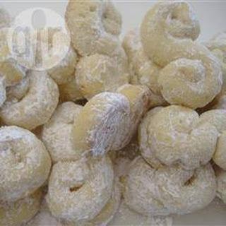 Greek Easter biscuits