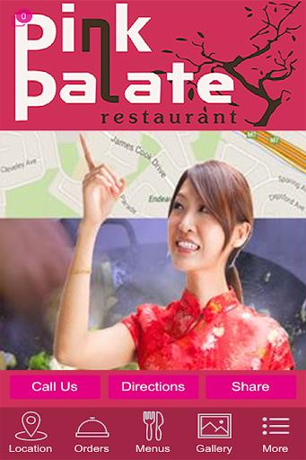 Pink Palate