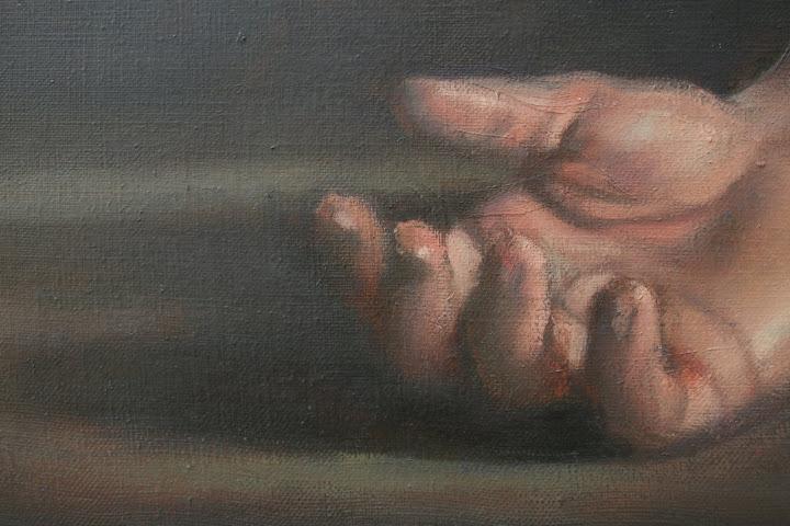 DETAIL JUDITH ET HOLOFERNES, 2009