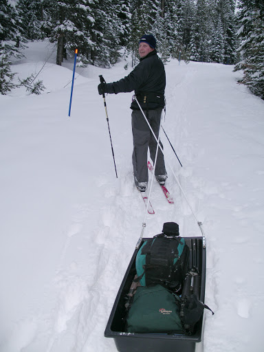 Pulk Sled? - Outdoor Gear Chat - ProTrails Forums