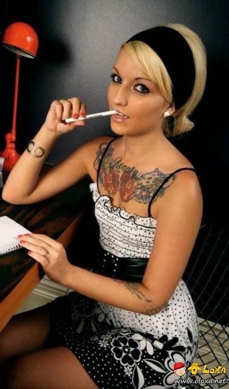 as mais lindas e sexy garotas tatuadas (1)