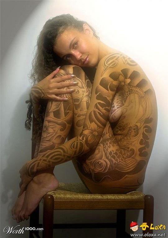 garotas tatuadas e gostosas parte 1 (8)