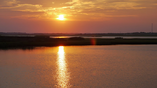 sunset - Royall Oaks Emerald Isle North Carolina