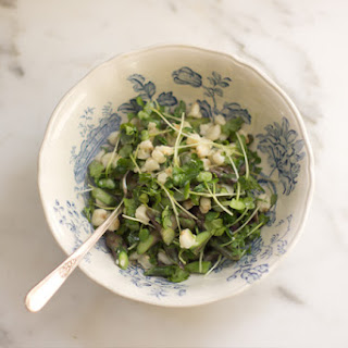 Buttermilk Asparagus Salad