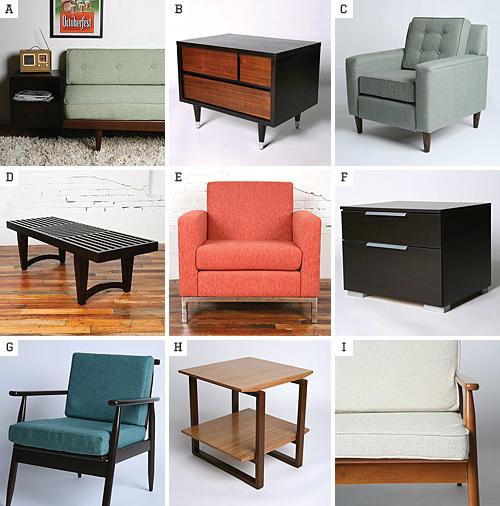 Mid Century Furniture: Mid Century Furniture