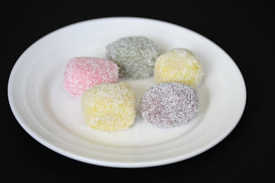 Korean Mochi Balls