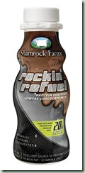 Rockin' Refuel Product Packaging