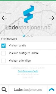 Ladestasjoner- screenshot thumbnail
