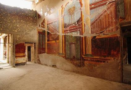 Villa of Poppaea - AD79eruption