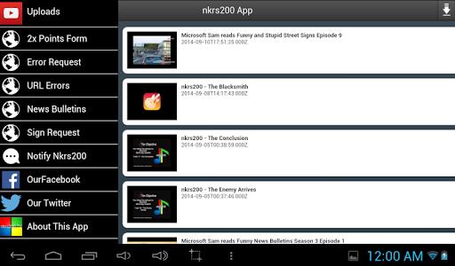 nkrs200 App
