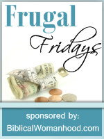Frugal-Friday
