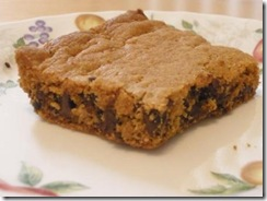 pudding cookie bar