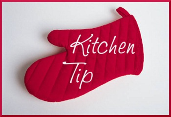 Kitchen Tip