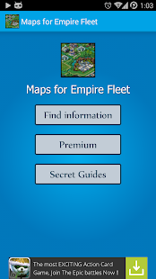 Maps for Empire Fleet
