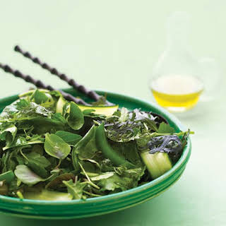 Spring Green Salad.