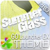Summer GO Launcher EX Theme
