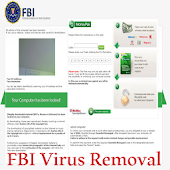 FBI Virus Removal for PC