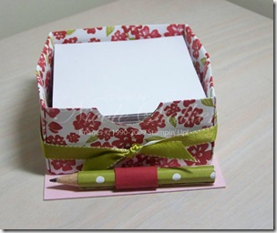 Paper Block Holder MIM #3