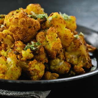 Indian-Style Cauliflower.