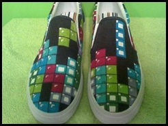 Tetris Loafers