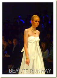 Swarovski at Audi Fashion Festival Jayson Brunsdon Dress 28