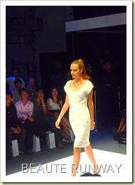 Swarovski at Audi Fashion Festival Jayson Brunsdon Dress 10