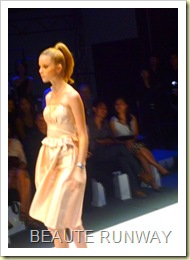 Swarovski at Audi Fashion Festival Jayson Brunsdon Dress 20