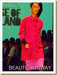 House of Holland at Audi Fashion Festival 2010 14