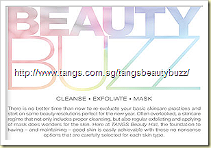 TAangs beauty buzz
