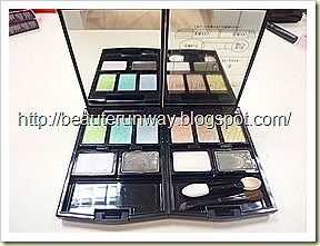 maquillage spring 2010 collection limited edition 3d eyes creator beaute runway