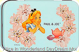 Alice in wonder daydream blotter case