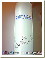 grey goose best vodka