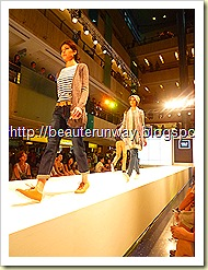 Muji Spring Summer Fashion Show 9