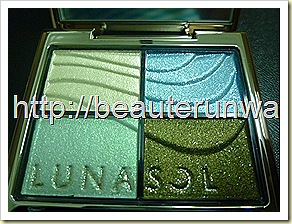 lunasol 2010 spring collectin nature sea blue