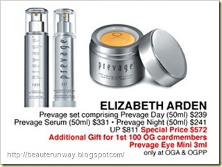 Prevage winners promo set at OG
