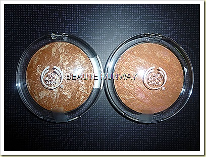 The Body Shop Bronzers Summer 2010